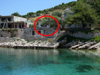 Photo for House in Zaraće (Gdinj) (Hvar), capacity 6+0