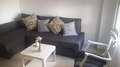Photo for Completely renovated apartment in the center of Fuengirola