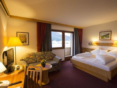 Photo for West Side Double Room 8 - Wiesenhof - the SMALL hotel right on the SEE