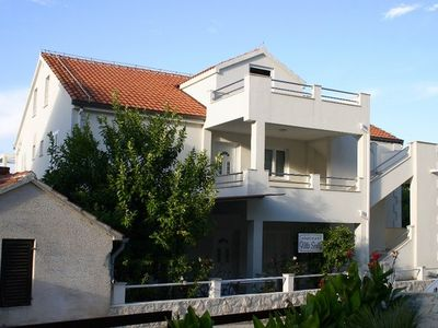 Photo for Apartments and rooms Slobodan, (12636), Postira, island of Brac, Croatia
