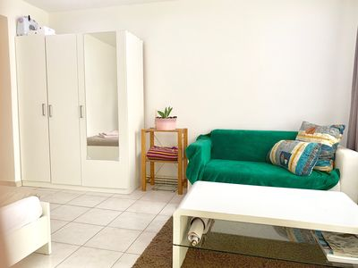 Photo for Bright and cozy apartment in a gated neighbourhood.