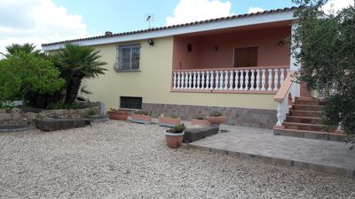 Photo for YOU RENT APARTMENT IN INDEPENDENT VILLA SITA IN AN OLIVE GROVE OF 7000MQ !!
