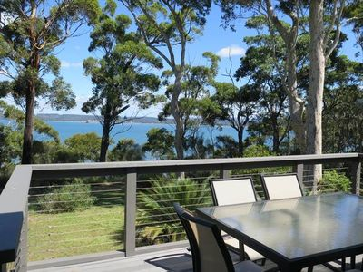 Photo for Waverton - stunning views and short walk to beach