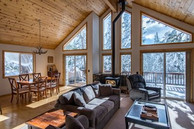 Living Space - Welcome to North Lake Tahoe! Your rental is professionally managed by TurnKey Vacation Rentals.