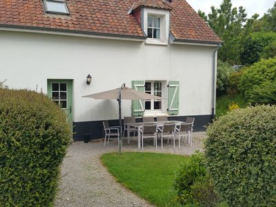 Photo for 3BR Cottage Vacation Rental in Nesles, Hauts-de-France