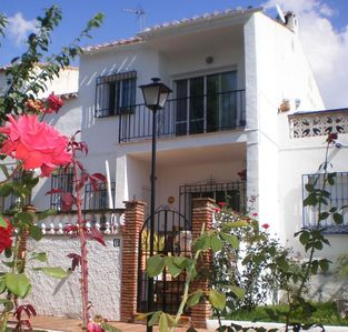 Photo for PINE HOUSE IN URBANIZATION OF NERJA
