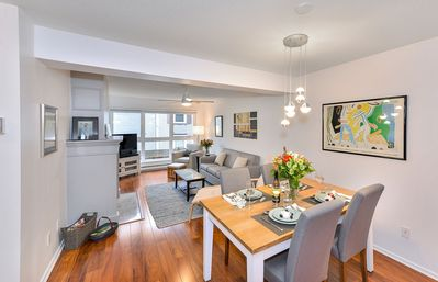 Photo for NEW OAK BAY LISTING, CHARMING, QUIET CONDO - FREE PARKING FREE WIFI  3 MONTH MIN