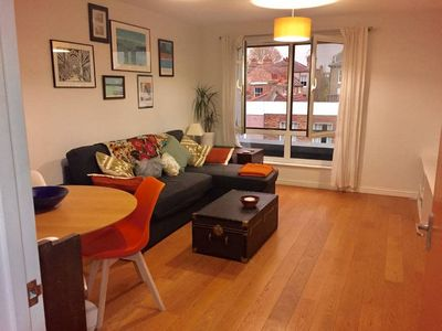 Photo for Chic 1 bed in Brixton - 15 mins to Oxford Circus