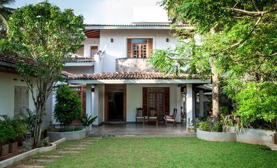 Photo for The Grace Beach House, two-storied villa