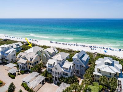 Photo for Gulf District - Beachfront! South of 30A & Steps from Seaside