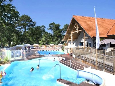 Photo for 3BR Mobile Home Vacation Rental in SOULAC SUR MER