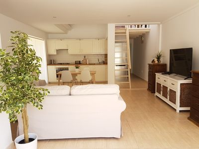 Photo for Fantastic 3 bedroom townhouse with attic for 6  on Golf Del Sur, Tenerife