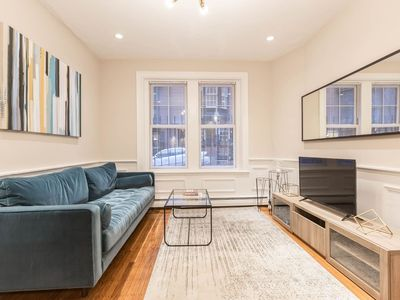 Photo for Modern 3 BR in Charles Street by Domio