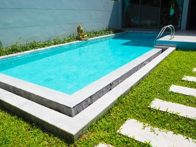 Photo for Coco1 - 2 BR private pool villa