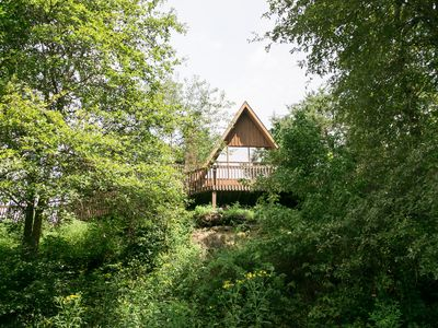 Photo for 5 BR A-Frame with accommodations for up to 20 guests