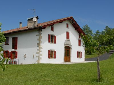 Photo for 19th century house in the heart of the Basque Country with all comfort, discretion assured