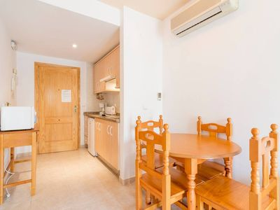 Photo for Cozy apartment next to the Carihuela beach in Torremolinos