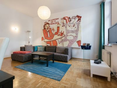 Photo for Family-friendly 3-room apartment in the middle of hip Pieschen