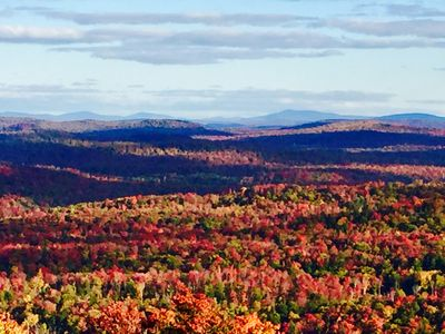 The Stillwater Fire Tower view~a favorite, near by trail!