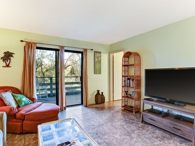 Photo for Great place for your family with lots to do and a walkway to the Beach!