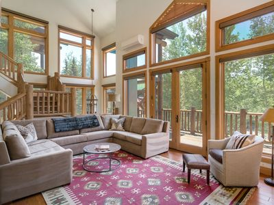 Photo for No budget for a home right on the mountain?  Get the next best thing!