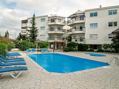 Photo for Holiday apartment Paphos for 2 persons with 1 bedroom - Holiday apartment