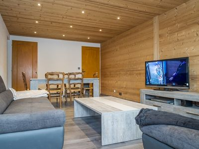 Photo for really nice apartment in the heart of chatel and f