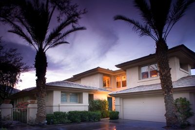 Exterior View of PGA West Vacation Rental