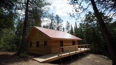 Photo for Boundary Waters Cabin on McFarland Lake near Grand Marais/Gunflint Trail