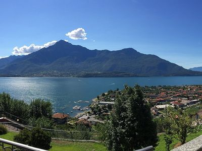 Photo for Casa Osmanto F: A cozy and welcoming apartment situated at a short distance from the shores of Lake Como, with Free WI-FI.