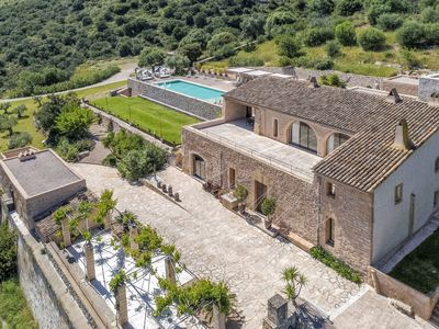 Photo for Finca Ses Voltes (011707) - Country house for 19 people in San Lorenzo