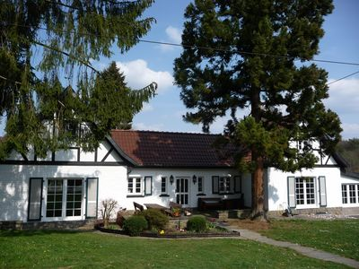 Photo for Landhaus Balu - fantastic half-timbered holiday home in Oberberg
