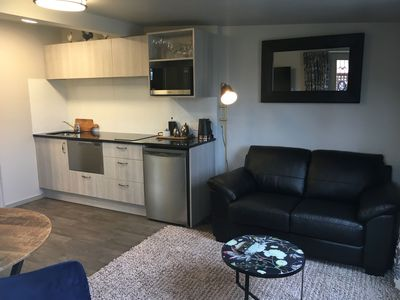 Photo for Central - Chic Newly Styled 1 Bedroom Apartment