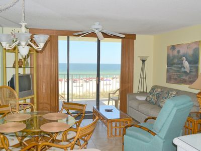 Photo for 305 Sunswept 1/1.5  Orange Beach *DIRECTLY ON THE BEACH*AMAZING VIEW*