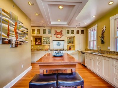 Photo for Charming Historic Annapolis Home With Two Off-street Parking Places!