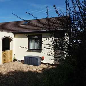 Photo for Chy ryb Connerton - dog friendly holiday bungalow near Gwithian Beach