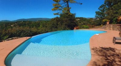 Photo for Villa with Private Pool and Exceptional View