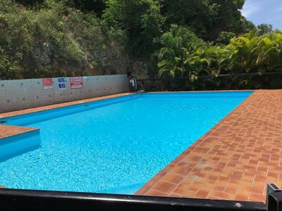 Photo for Studio in residence with swimming pool