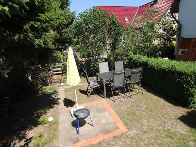 Photo for Quiet apartment with terrace only 5 minutes to Müritz
