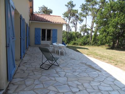 Photo for House 130 sqm quiet 3km beaches