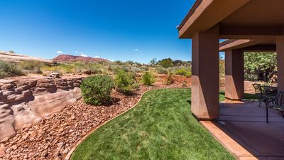 Photo for FREE PASS HEALTH CLUB STUNNING RED MOUNTAIN VIEWS in quiet ENTRADA gated privat