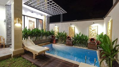 Photo for Comfortable Balinese Modern Private Pool Villa