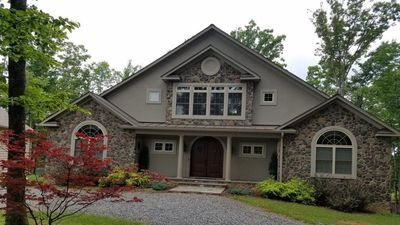 Photo for Gorgeous Waterfront Home at Lake Anna (New Listing on Desirable Private Side)