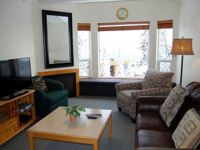 Photo for Big White Eagles Resort Huge #502: 3 Bedroom + Loft in Prime Location!