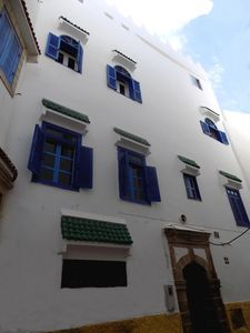 Photo for Terrace house in the medina, 5min to the beach, rented exclusively wifi