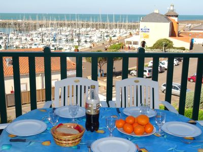 Photo for The coast of light, T3, 65m2, facing sea, PROMO 20% from JUNE 29 TO JULY 12.
