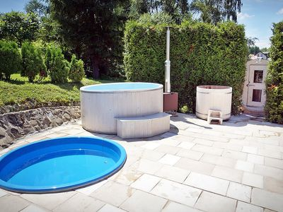 Photo for House 872 m from the center of Zawoja with Internet, Pool, Air conditioning, Parking (129469)
