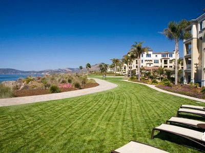 Photo for Ocean View Penthouse w/ Free WiFi, Pool Access, Fireplace & Balcony
