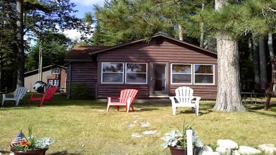 Photo for 2BR Cottage Vacation Rental in Onaway, Michigan
