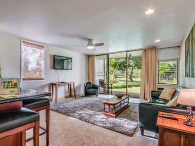 Photo for Split Air Conditioning | Luxury Renovated Condo at Turtle Bay Resort | Minutes to Beach